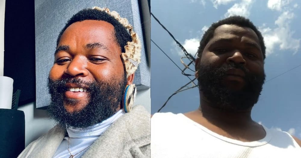 Lol: Sjava Shares Job He Would Be Doing Instead of Making Music