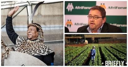 Zulu King Goodwill Zwelithini announces shock partnership with AfriForum
