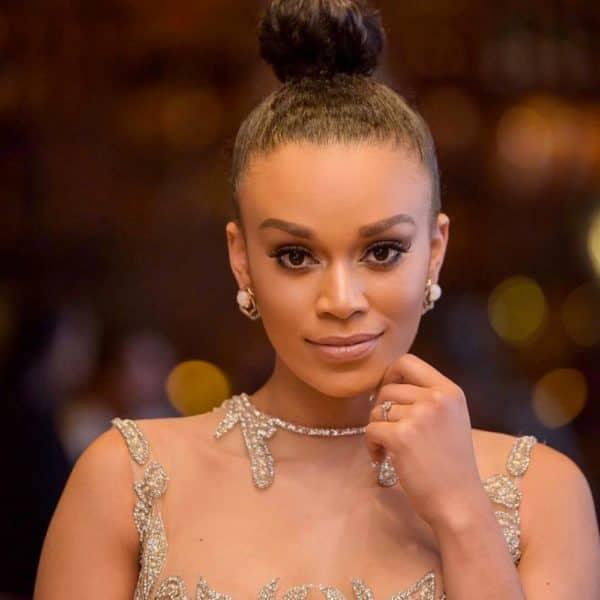 pearl thusi  afrikaans actors afrikaans tv series