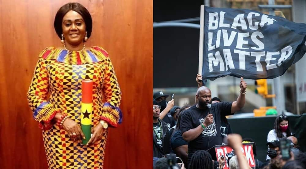 'Relocate to Ghana' - Tourism minister tells Black Americans amid BLM protests