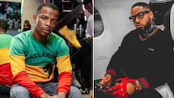 Prince Kaybee dragged over Zakes Bantwini's unreleased track 'Osama', he's having none of it