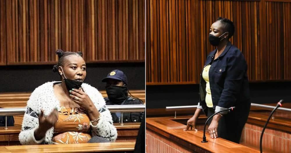 Nomia Rosemary Ndlovu, Tembisa cop, former police officer, murder, family members