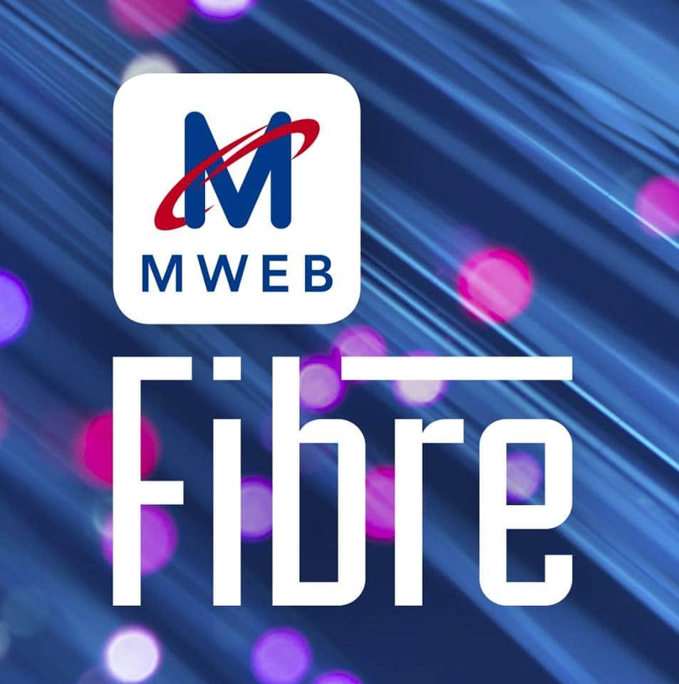 Mweb Free Fibre Installation