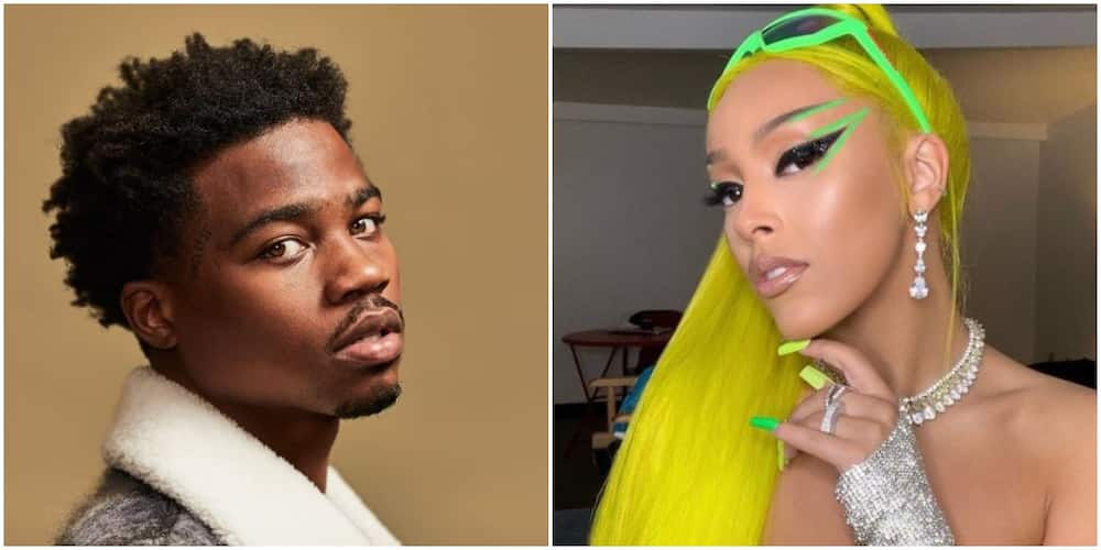 Roddy Ricch and Doja Cat celebrated on Forbes 30 under 30 music list