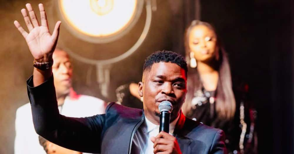 Gospel artist Dr Tumi and his wife released on bail after arrest