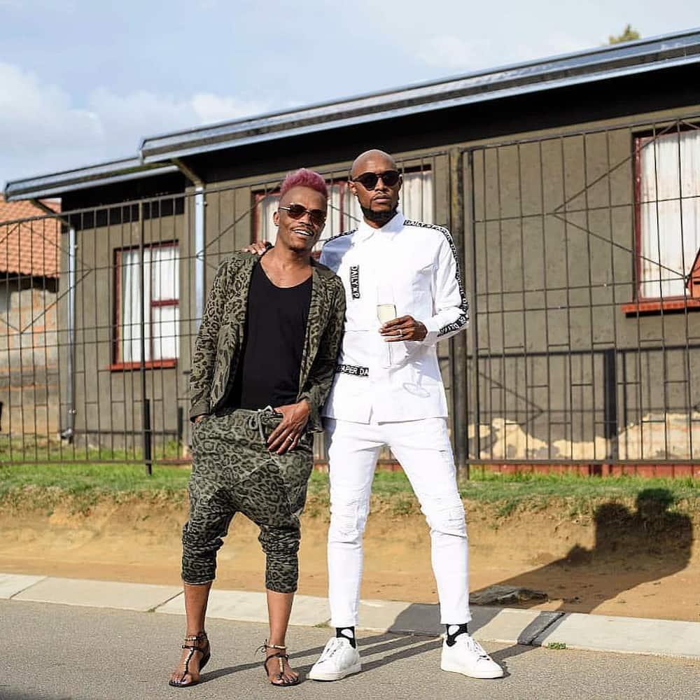 Somizi Mhlongo's ex-boyfriend
