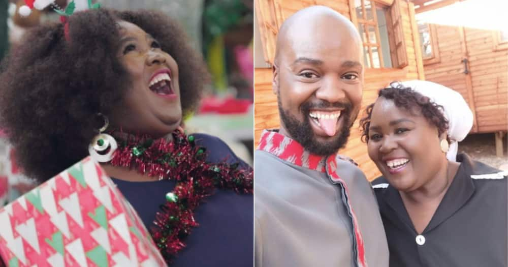 The Queen's Thembsie Matu is made super proud by her son's degree