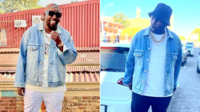 DJ Maphorisa gets iced up, allegedly blows millions on boujee things in Dubai