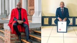 South African man bags 5 university degrees, he now lectures in the UK
