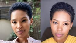 Gail Mabalane pleads with Mzansi to continue wearing masks