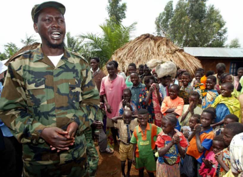 Notorious African warlords and dictators