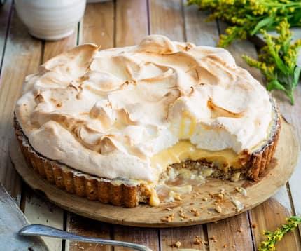 Lemon meringue recipe with condensed milk