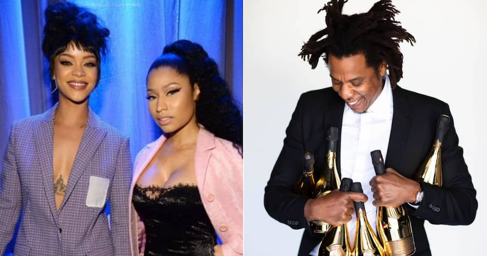 Rihanna and Nicki Minaj get massive payout from Jay Z's Tidal streaming service