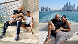 Shona Ferguson: 5 Pics showing the amazing family man he was