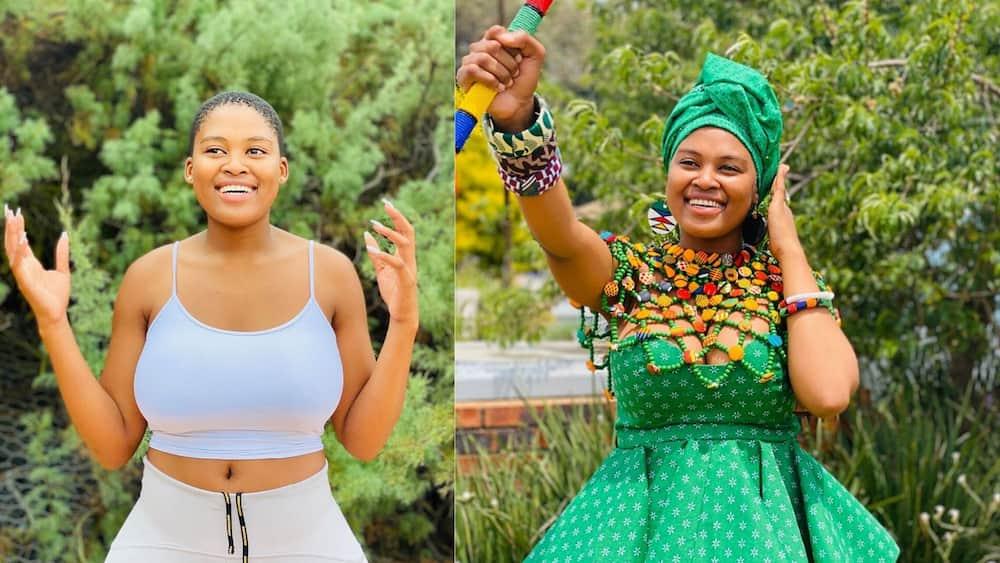 Isibaya's Asavela Mngqithi wouldn't mind going to viral club Mai Mai