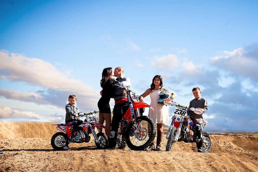 Marissa Deegan family