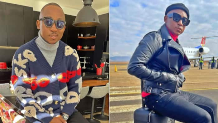 Khuli Chana will never forget his 1st paycheck as an artist, was from the late legend HHP