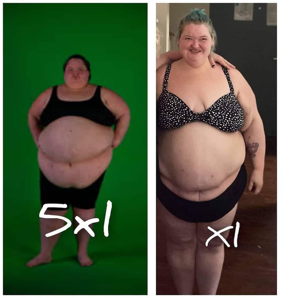 Amy Slaton weight loss