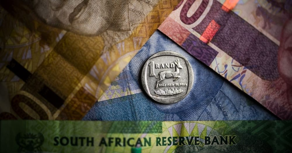 Business: Rand hits two-year high, going strong against dollar
