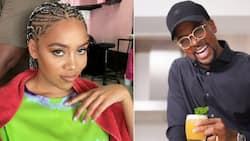 Sho Madjozi & Maps Maponyane start dating rumours with vacation photos