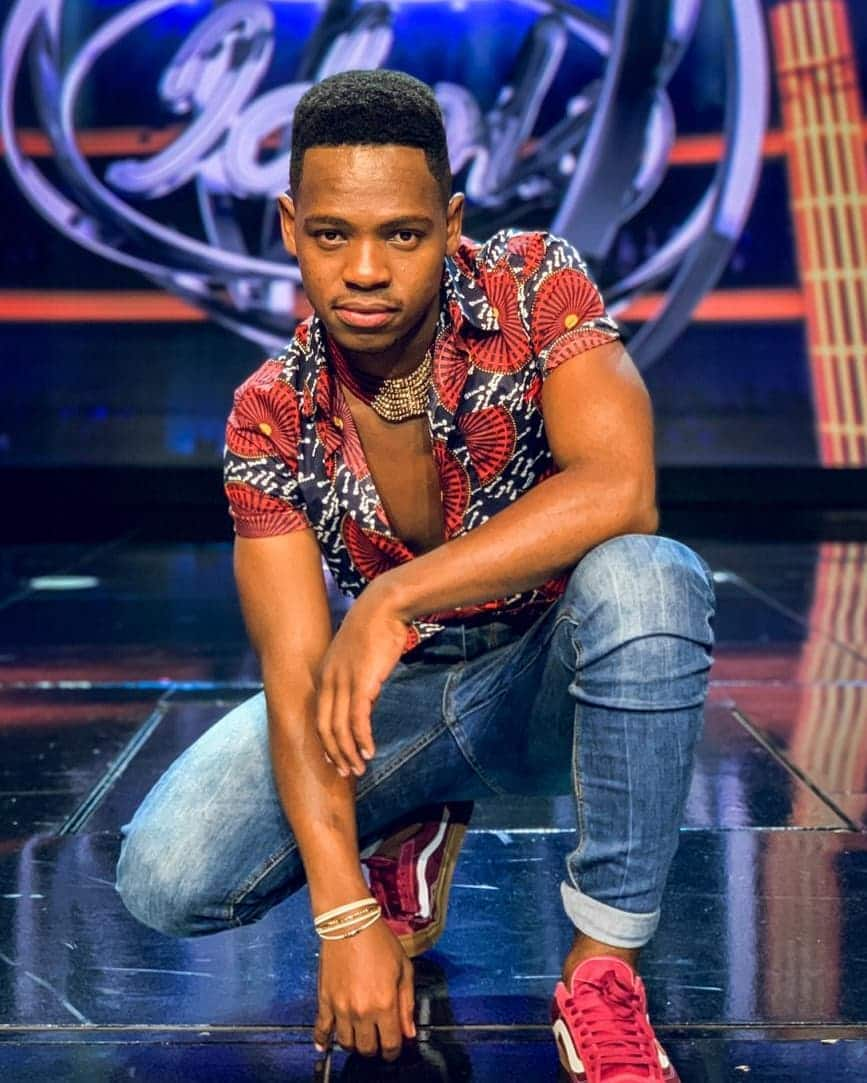 Idols SA Mr Music full name