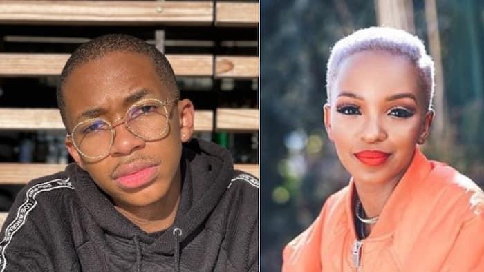 Hectic: Nandi Madida thinks Maphorisa is better than Zakes Bantwini