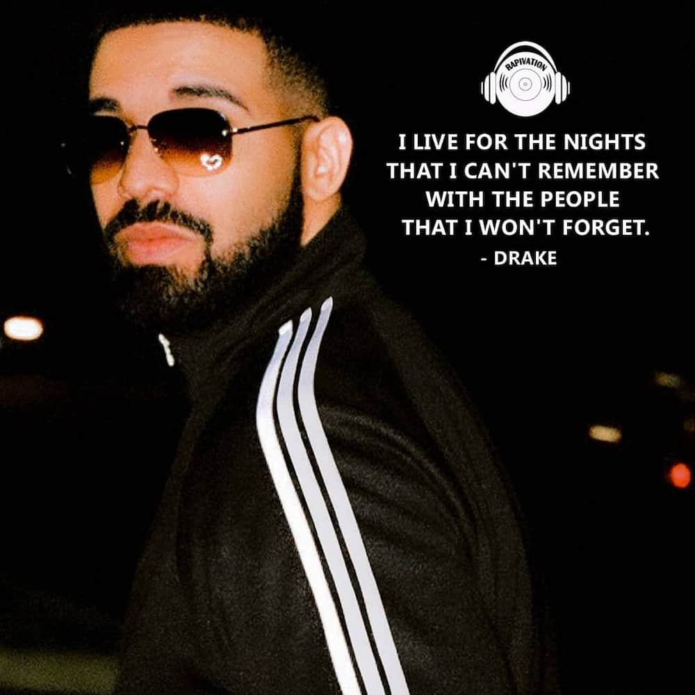 Best Drake quotes about life