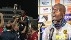 Al Ahly's Pitso Mosimane speaks out on why Arthur Zwane should have led Kaizer Chiefs