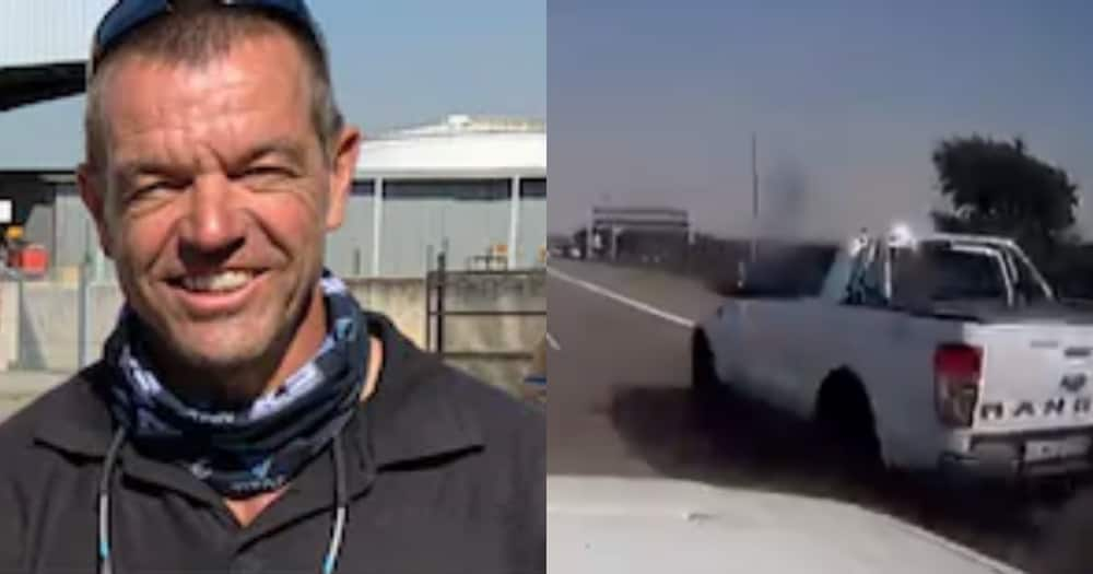 Leo Prinsloo: More Heart Racing Footage Surfaces of Daring CIT Guard