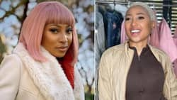 """Enhle Mbali Mlotshwa drops possible tell all teaser: """"I'm a healed woman"""""""