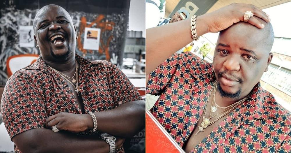 Zakwe's 3rd studio album titled Cebisa finally reaches gold status
