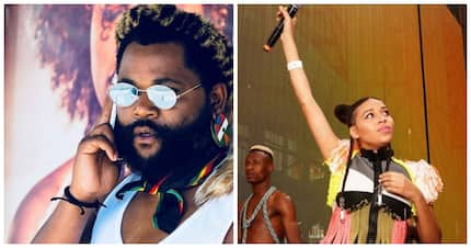 Sho Madjozi and Sjava's albums rule the South African iTunes Charts