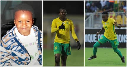 Banyana Banyana's Thembi Kgatlana's mom gushes about daughter's talent