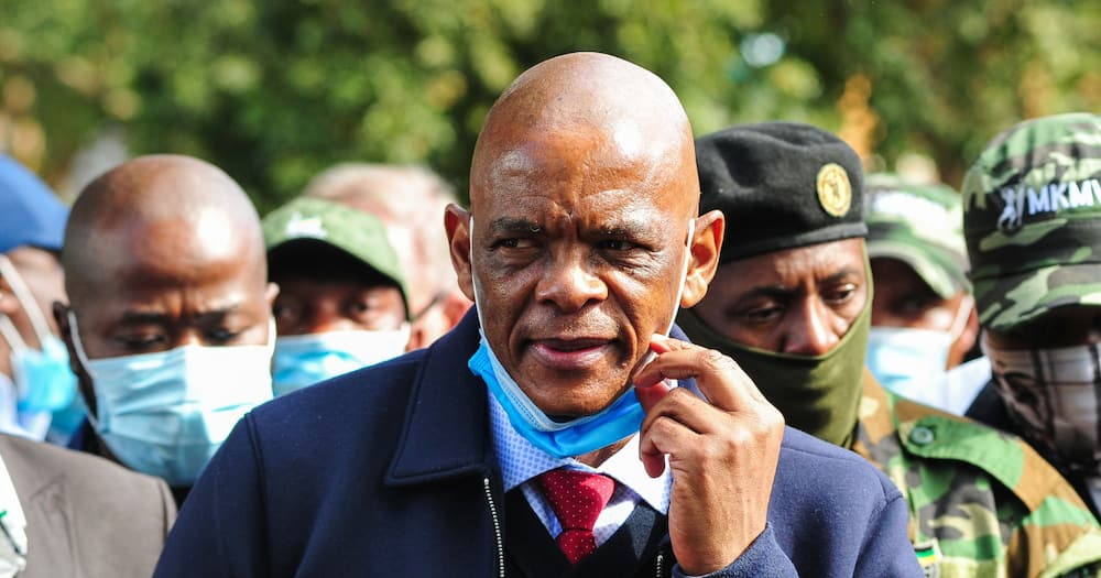 Suspended ANC Secretary-General Ace Magashule, National Prosecuting Authority, Bloemfontein High Court, asbestos case, corruption, fraud