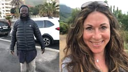 Amazing woman helps homeless grateful man return home to DRC