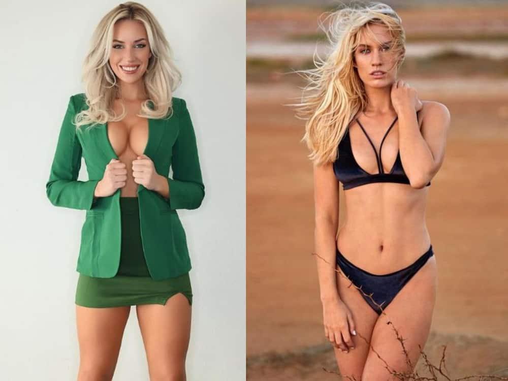 Paige Spiranac: measurements, age, married, LPGA, TikTok, worth
