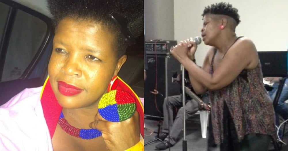 Candy Tsa Mandebele surviving on mother's pension amid Covid-19