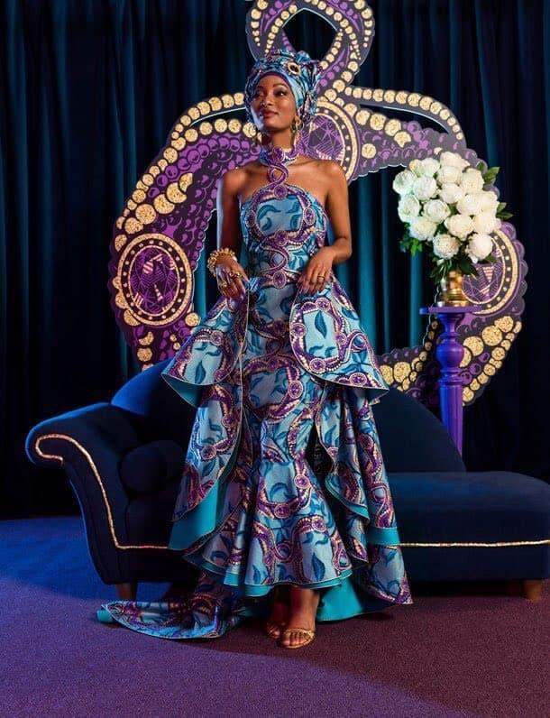 Congolese bridal wear 2020
