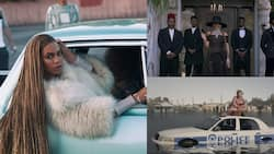 Beyoncé's song 'Formation' takes home best video of all time award