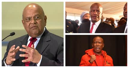 Jackson Mthembu doesn't know why the ANC has not defended Gordhan yet