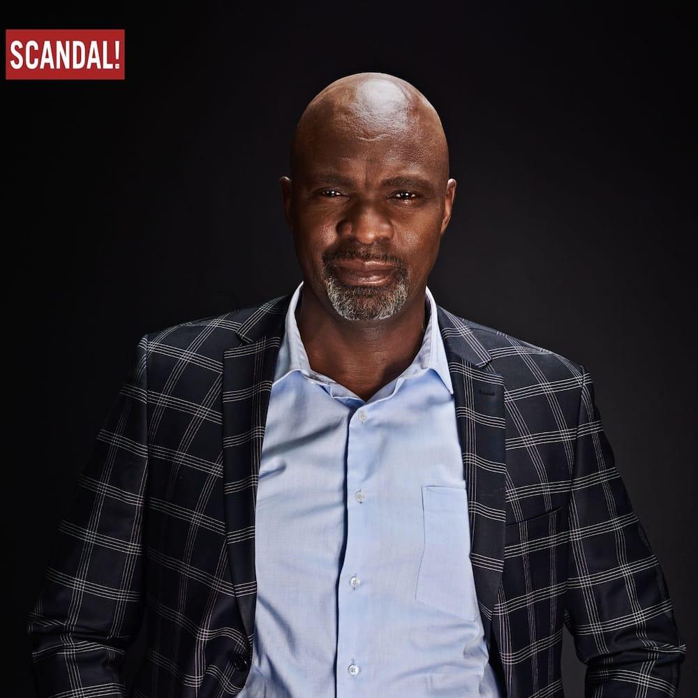 Simo Magwaza on Scandal!