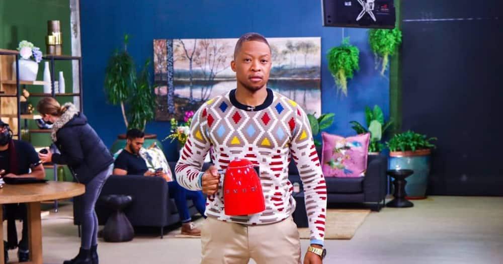 Mr Smeg, Mzansi, rich people shower, hilarious video, reactions, celebrity, social media