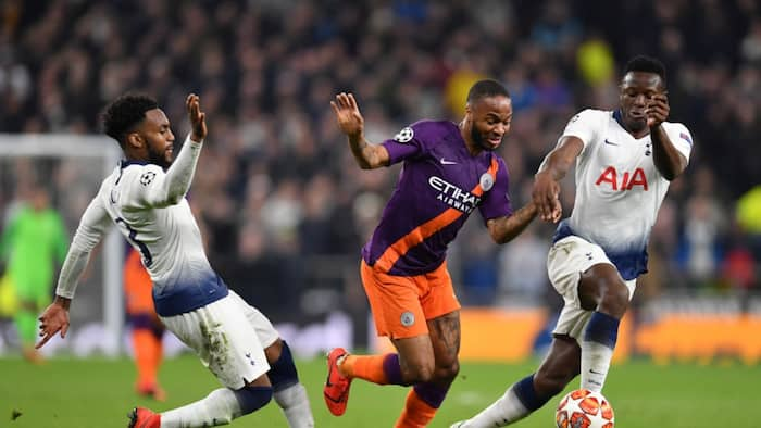 Premier league legend explains who will win between Man City and Spurs