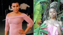 """Zodwa Wabantu meets Amapiano vocalist ShaSha: """"I kneeled before her"""""""