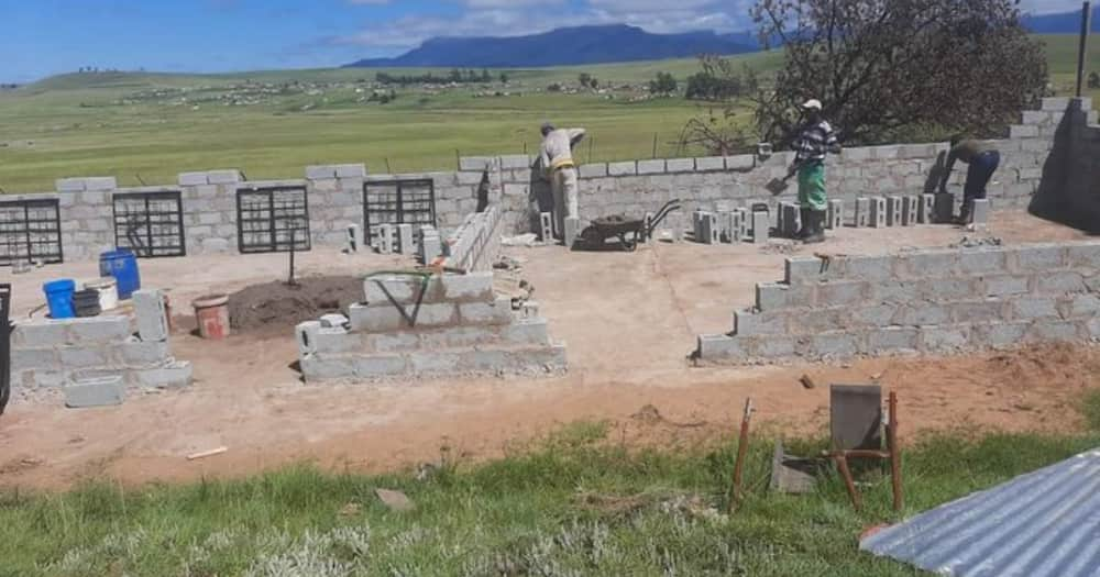 Parents Build Classrooms for Kids, Leaves SA Inspired and Frustrated