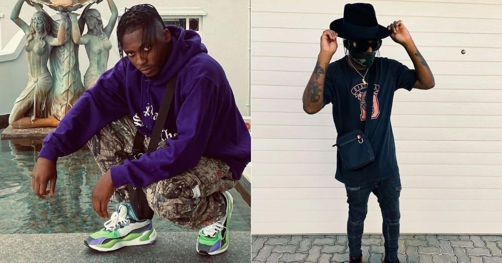 Yanga Chief drops Pop Star album, Mzansi hip hop fans go crazy