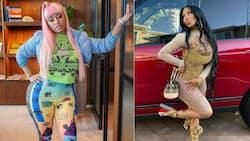 Nicki Minaj looking for mall security guard who let stan rap 'Whole Lotta Money'