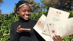 """Remarkable young woman celebrates 3rd degree: """"I'm inspired"""""""