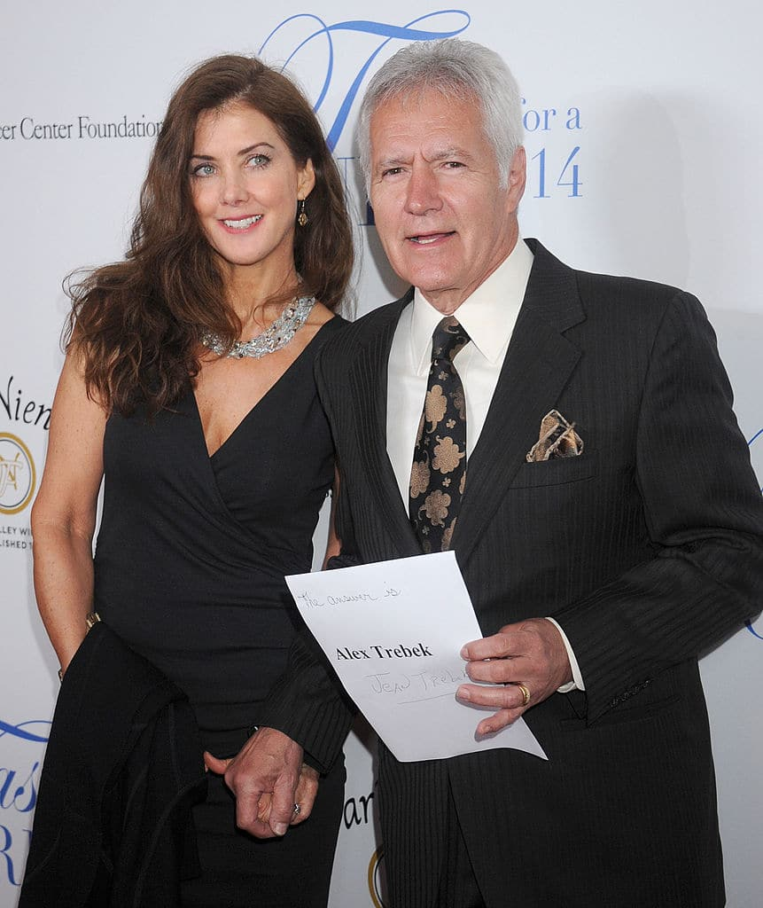 jean currivan trebek age difference