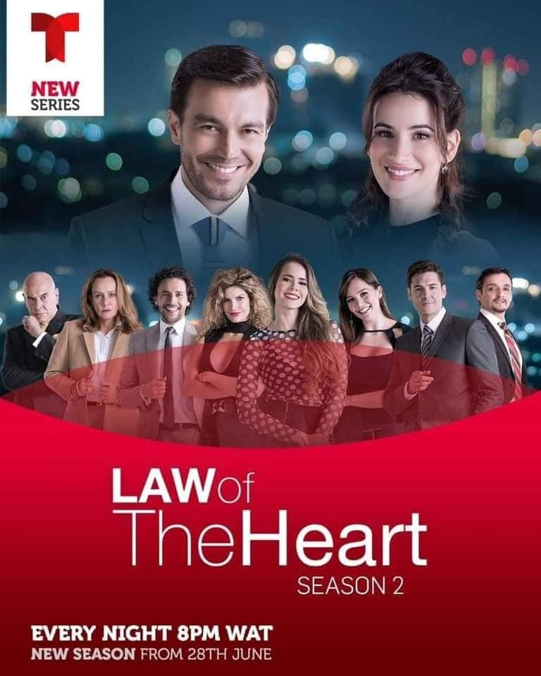 Law of the Heart 2 episodes